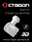 Mobile Preview: OCTAGON OPTIMA LNB Twin OTLO PLL