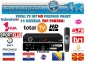 Preview: TotalTv International HD Prepaid 24+1 Monate mit HD Receiver