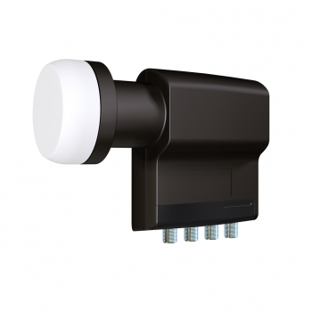 Inverto Quad LNB 0,2dB Black Premium