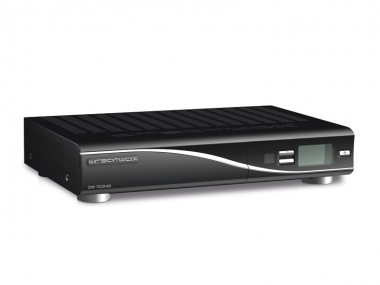 Dreambox 7020HD V2 1x DVB-S2 1x DVB C/T HD Receiver PVR HDD Ready schwarz