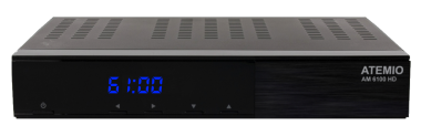 Atemio AM 6000 HD Full HD Satelliten-Receiver 2000DMIPS