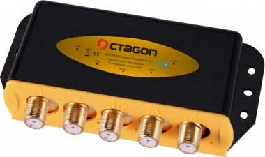 OCTAGON OPTIMA DiSEqC ODS 41-02 HQ Gold