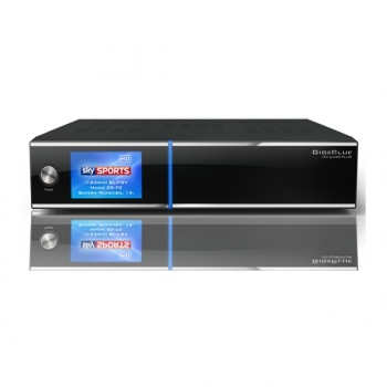 GigaBlue Quad PLUS 2 X SAT  Full HD  1080p Linux PVR Receiver mit CI Support