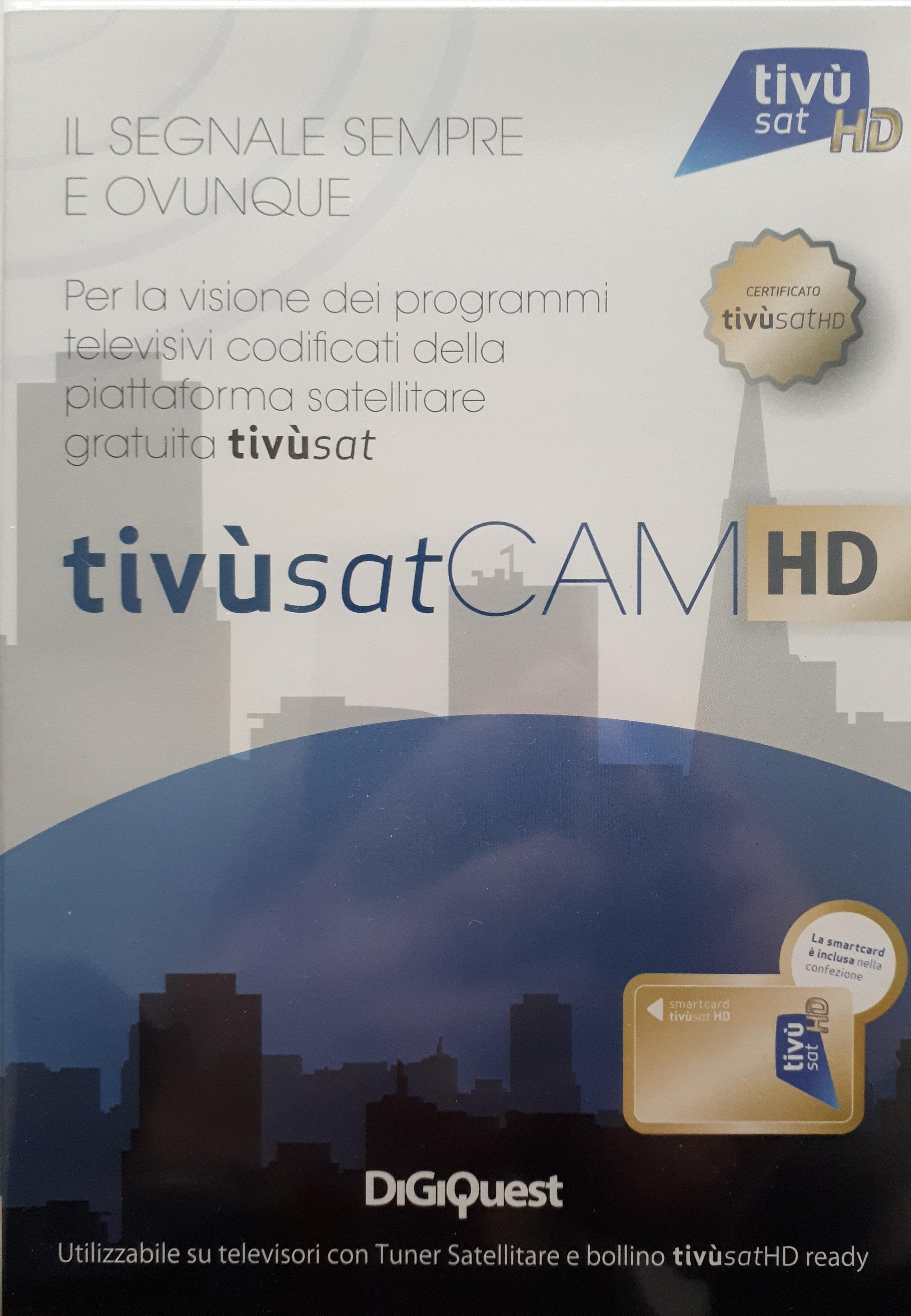 Tivusat Karte.Tivusat Smartcam Hd Ci Modul Inkl Tivu Sat Karte