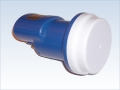 LNB Single 0,1 db Blue Edition